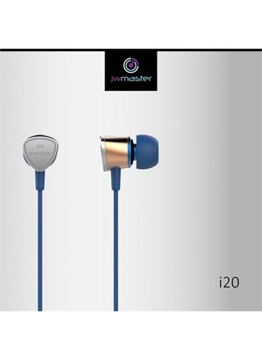 i20 Mikrofonlu Kulakiçi Kulaklık-Jwmaster
